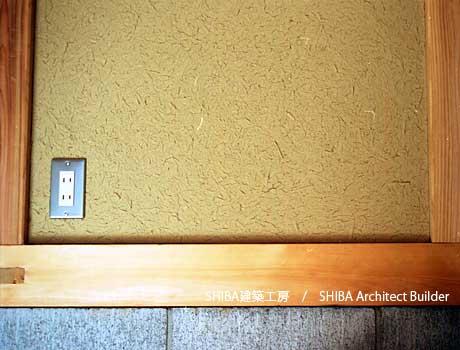 土塗り壁・土壁